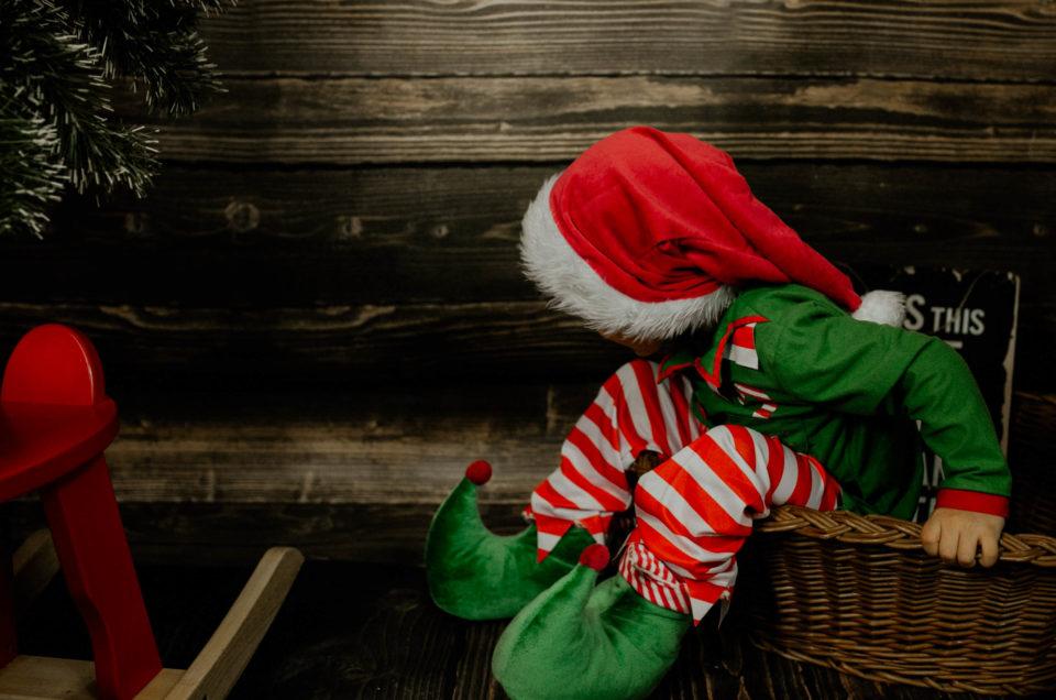 Mały Elf Mati